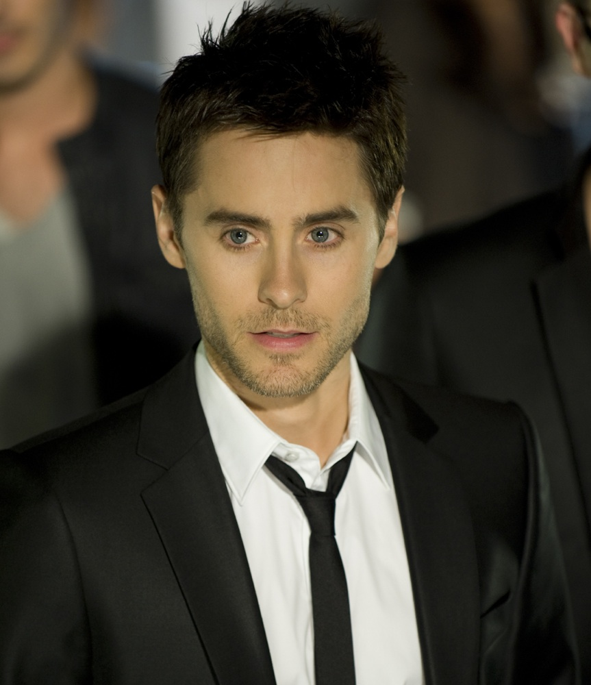 Hugo Fragrances announce Jared Leto as face of their new fragrance ...
