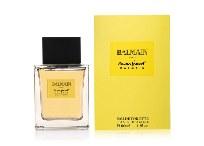 44c723cb Monsieur Balmain – my favourite summer fragrance this year – The ...