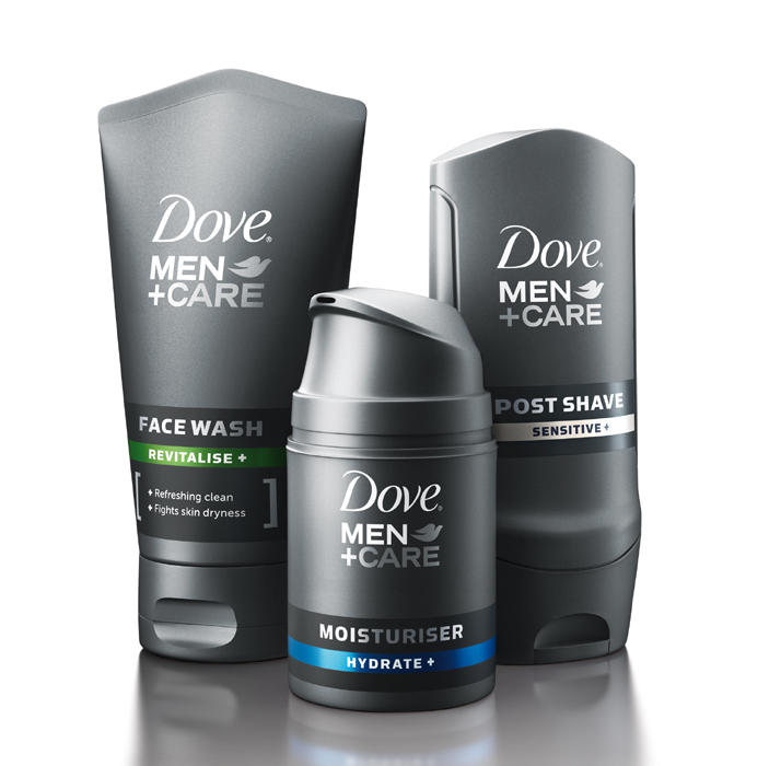 mens face care products