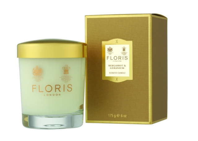 floris bergamot and geranium