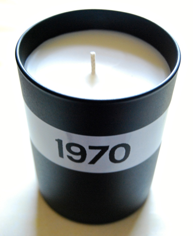BELLA FREUD CANDLE 1970