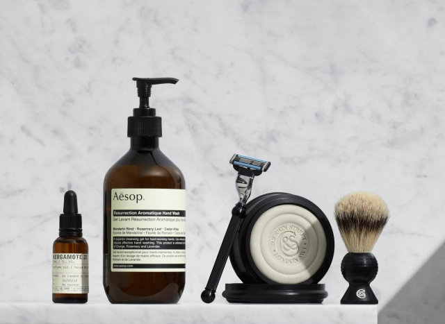Grooming at MRPORTER.COM