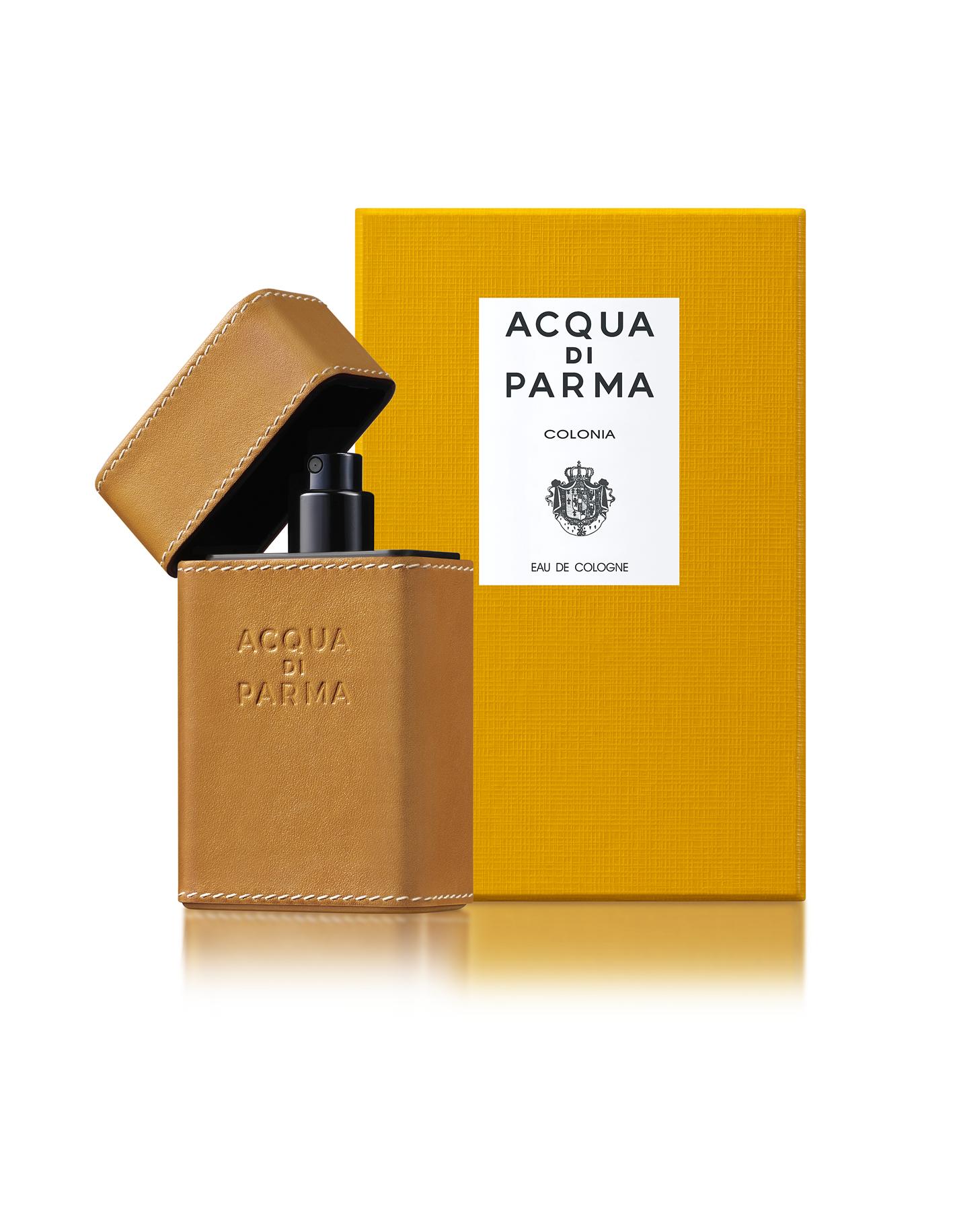 acqua di parma launch new colonia travel spray the