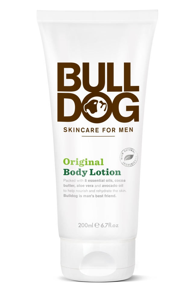 BULLDOG BODY LOTION