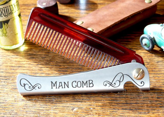 the man comb