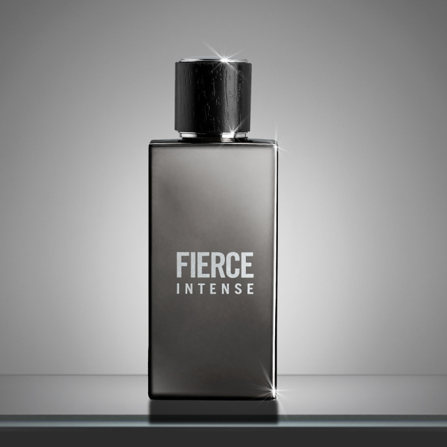 ABERCROMBIE & FITCH  FIERCE INTENSE FRAGRANCE