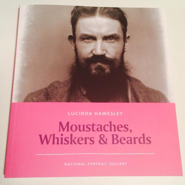 MOUSTACHES, WHISKERS & BEARDS book