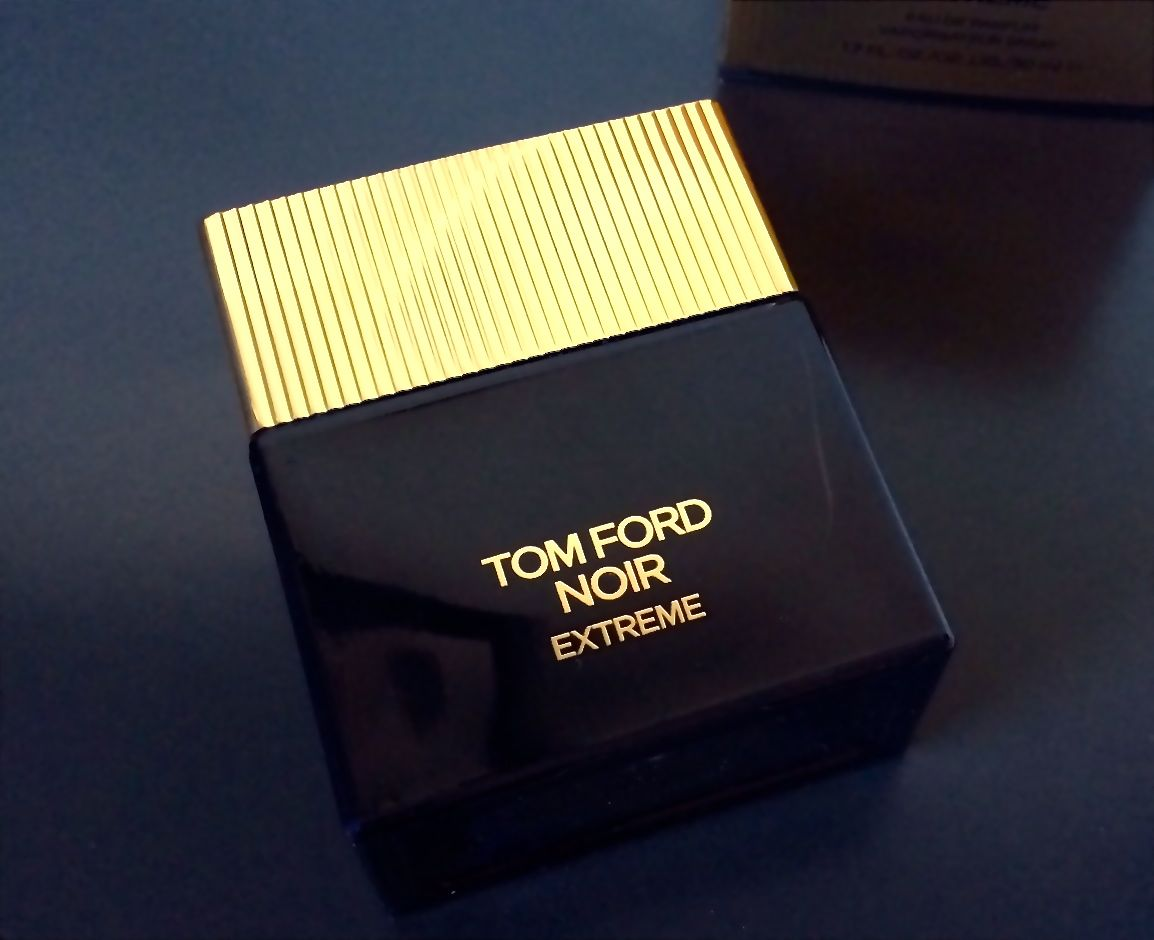 New Fragrance: Tom Ford Noir Extreme