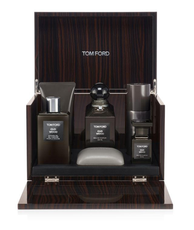 TOM FORD OUD WOOD MACCASSAR SET