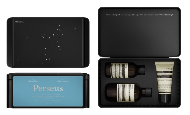 AESOP GIFT KITS 2015-2016 PERSUES WITH OPEN TIN C