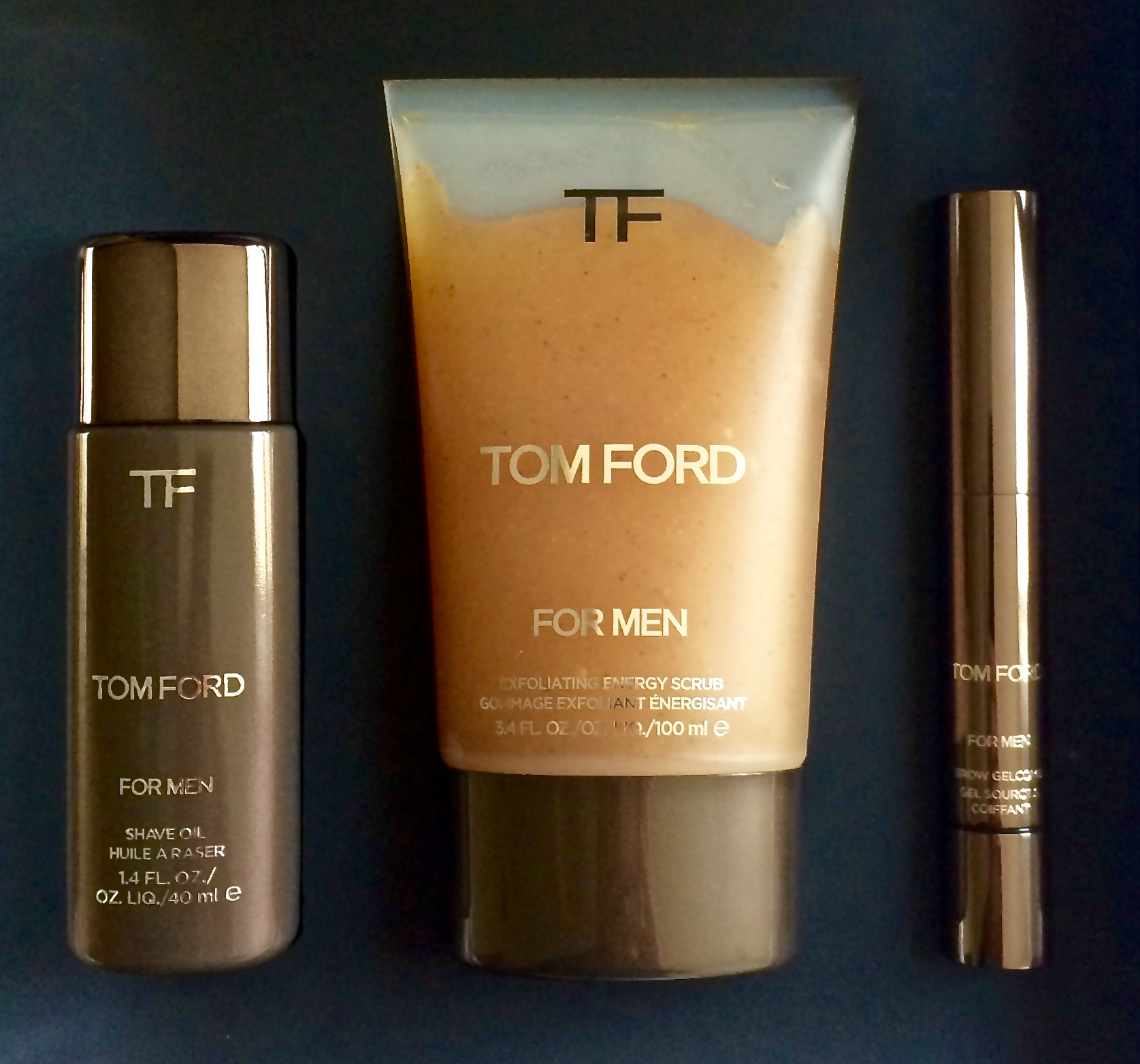 Tom Ford For Men Grooming Range Expands With 3 New Products