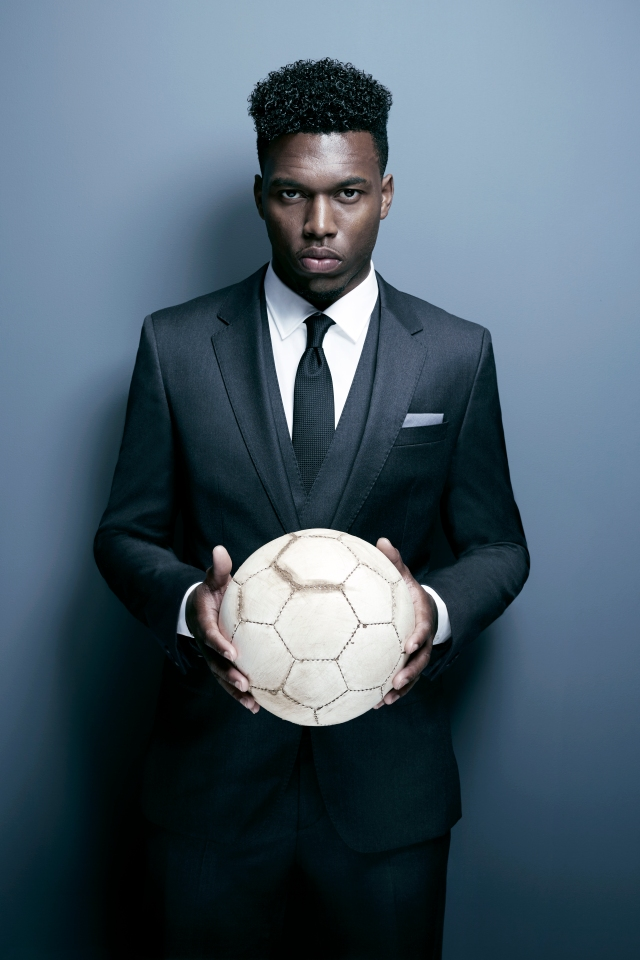 Daniel Sturridge PR DAY SHOOT_HUGO BOSS2879