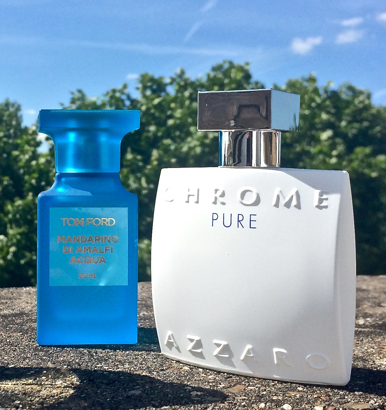 Beauty Grooming Journalist Of The Year: Two Great New Fragrances For Summer '17