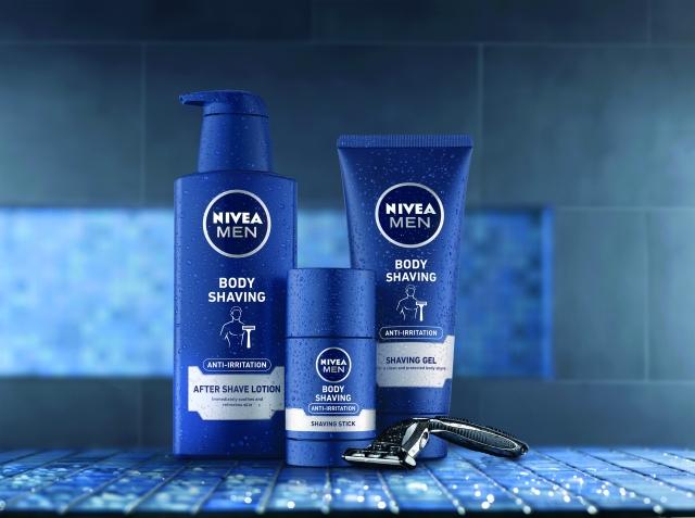 Review Nivea Men S New Body Shaving Range The Grooming Guru