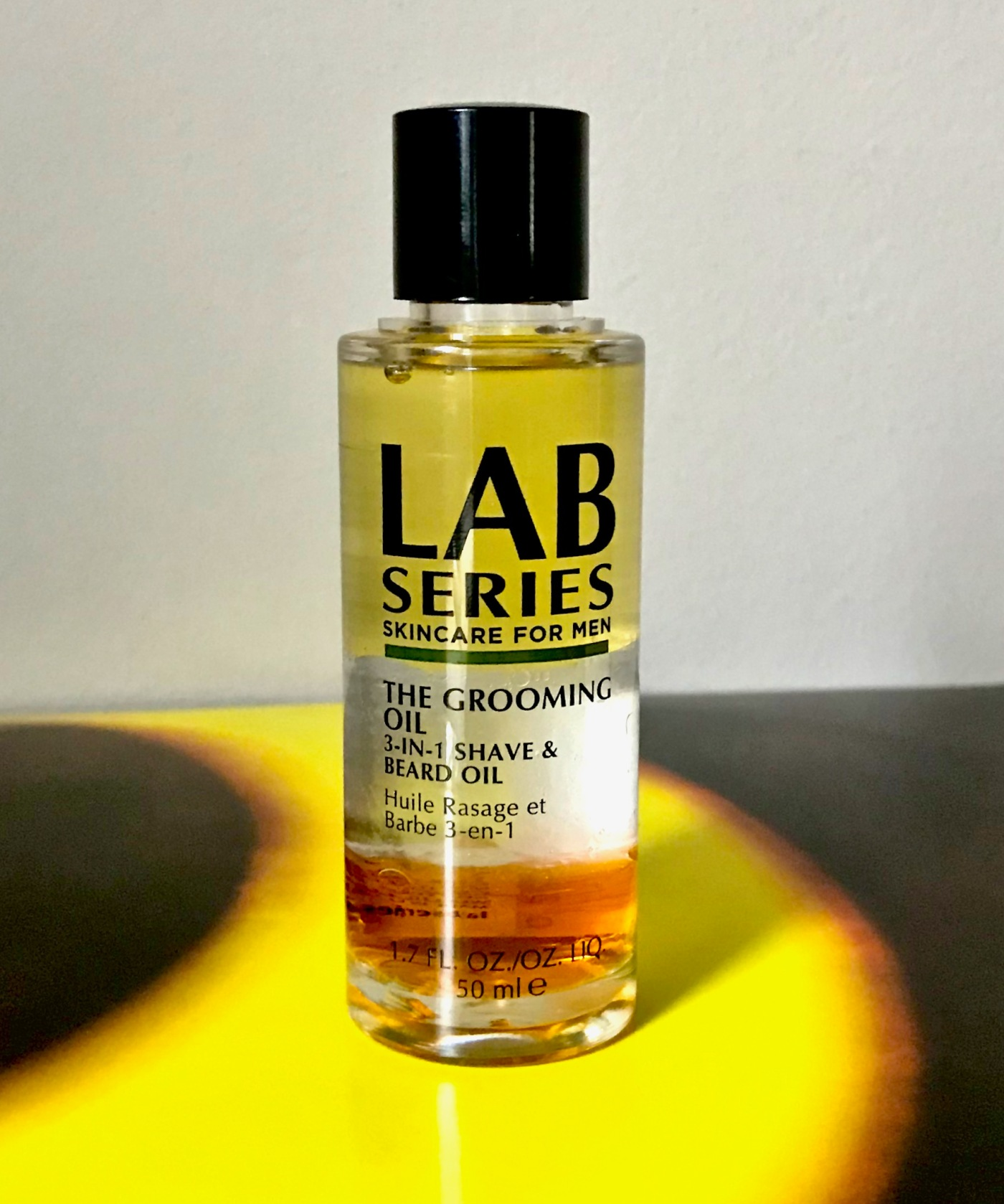 Lab Series launch multifunctional Grooming Oil – The